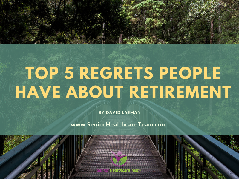 Top 5 Regrets People Have About Retirement
