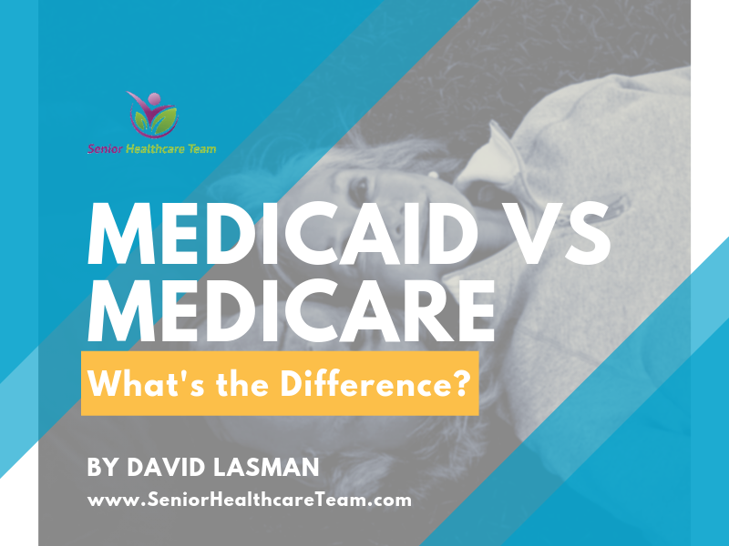 medicare vs medicaid: what's the difference