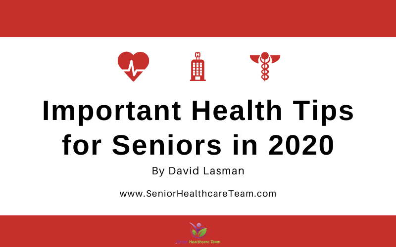 Important Health Tips for Seniors in 2020