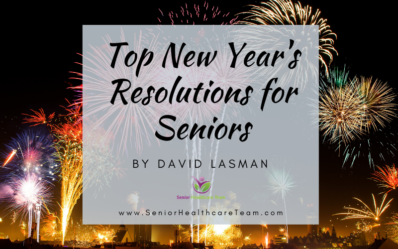 Top New Year's Resolutions for Seniors