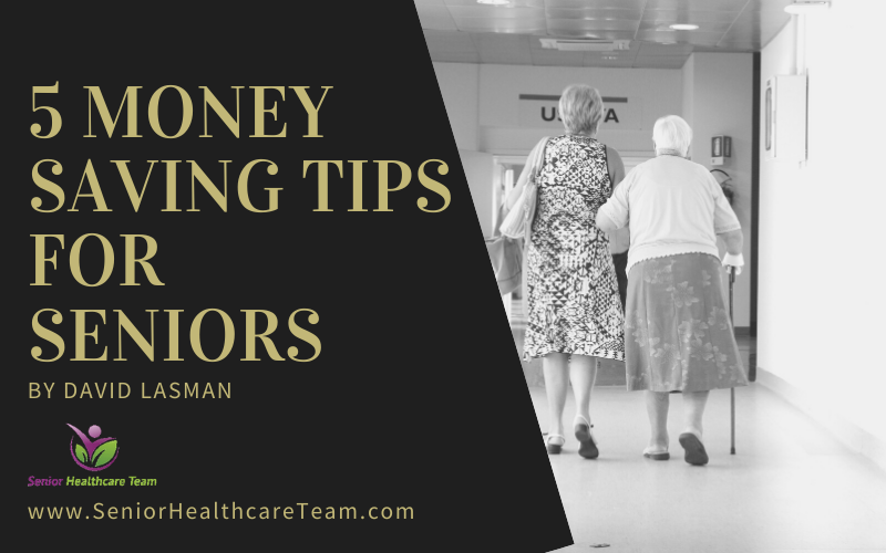 5 money saving tips for seniors