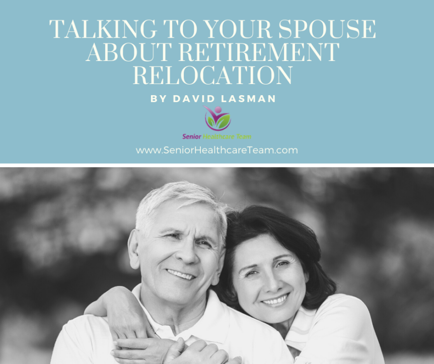 Talking to Your Spouse About Retirement Relocation