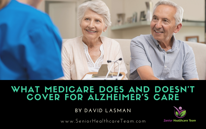 What Medicare Does and Doesn't Cover for Alzheimer's Care