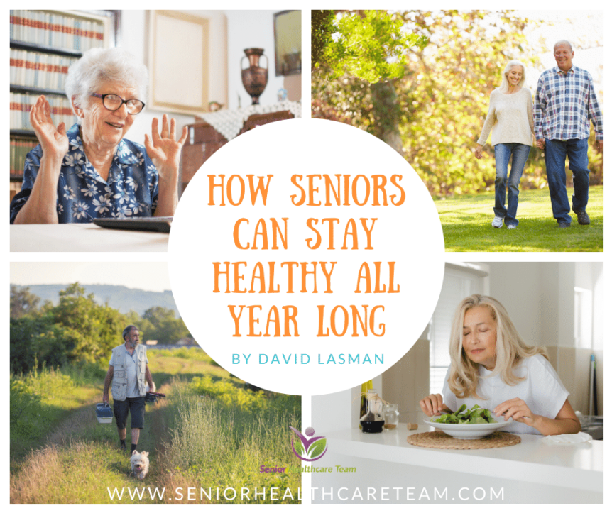 Seniors Stay Healthy All Year Long