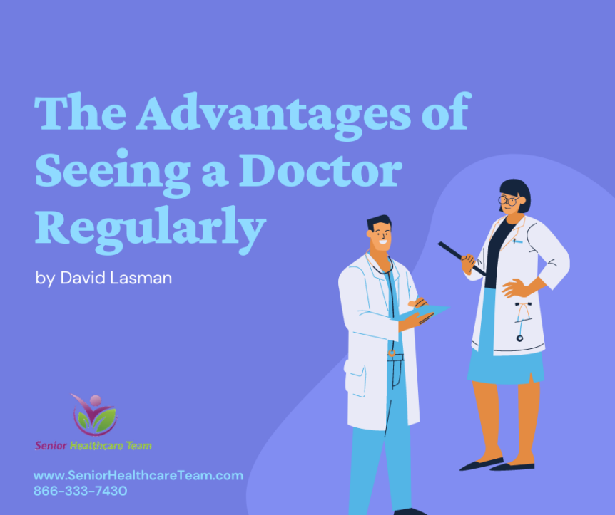 The Advantages of Seeing a Doctor Regularly
