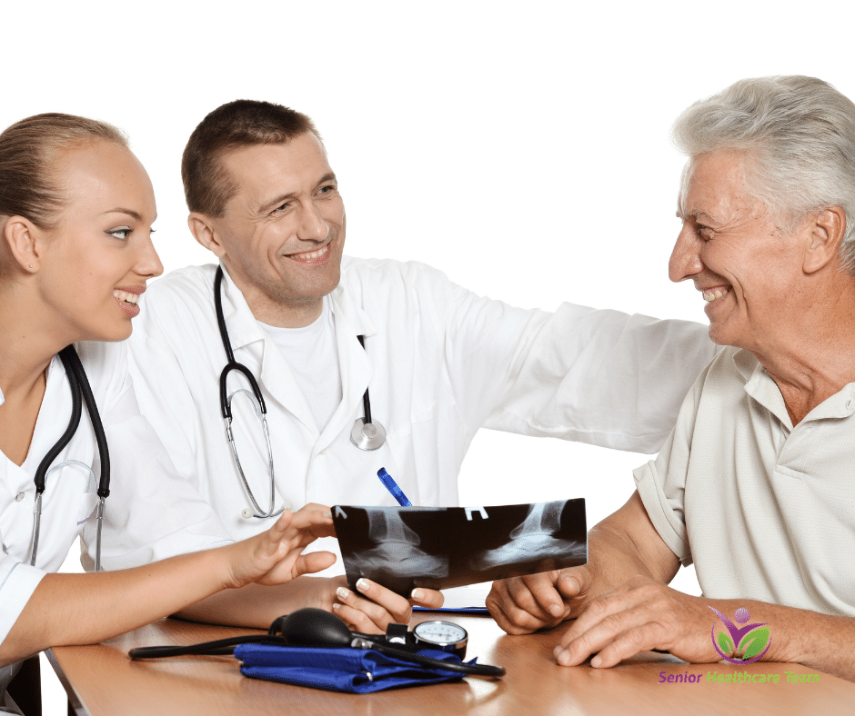 the benefit of seeing a doctor for seniors