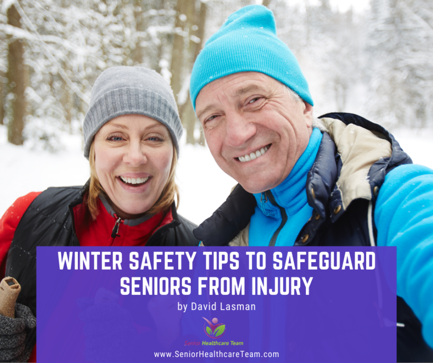 Winter Safety Tips to Safeguard Seniors from Injury