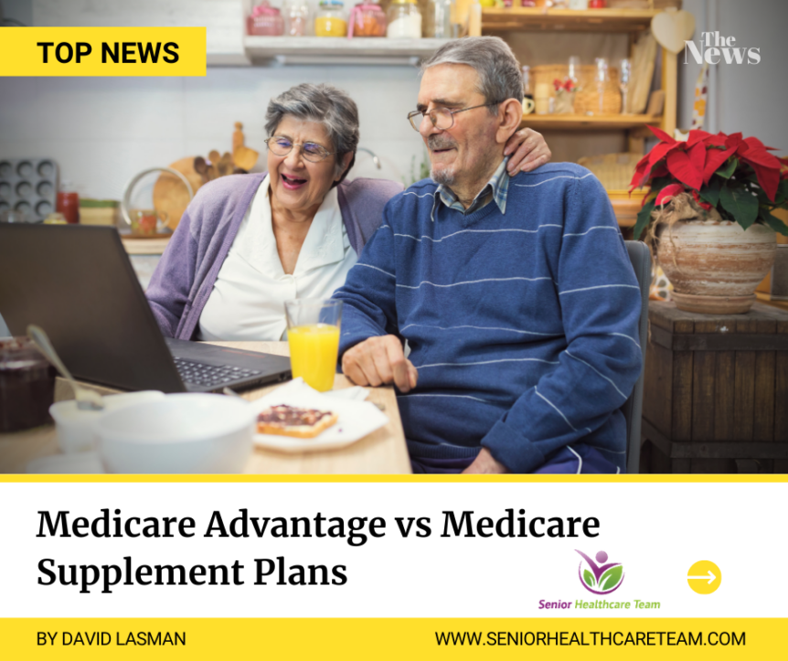 Medicare Advantage vs Medicare Supplement Plans