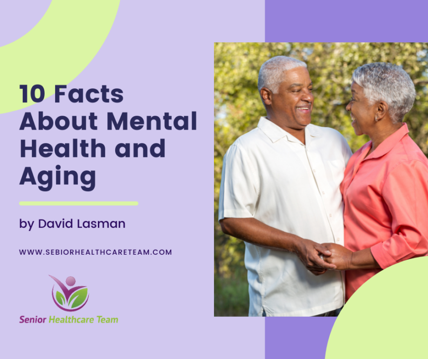 10 Facts About Mental Health and Aging